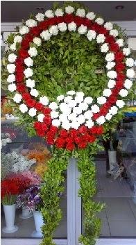 Cenaze çelenk çiçeği modeli  Şırnak çiçek servisi , çiçekçi adresleri