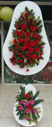 Çift katlı düğün nikah açılış çiçek modeli  Şırnak cicek , cicekci