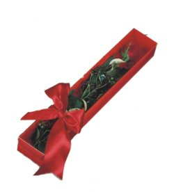 Şırnak kaliteli taze ve ucuz çiçekler  tek kutu gül sade ve sik