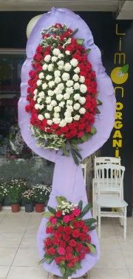 Çift katlı işyeri açılış çiçek modeli  Şırnak çiçek siparişi sitesi