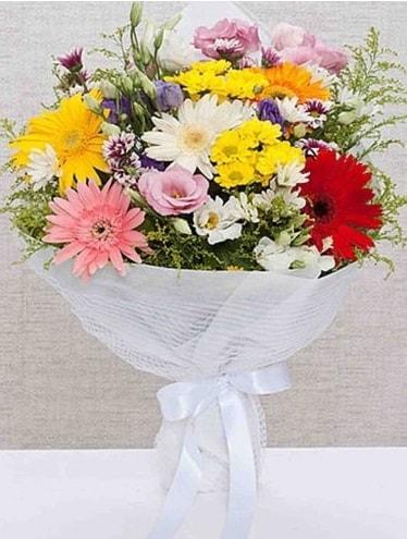 Karışık Mevsim Buketleri  Şırnak çiçek siparişi sitesi