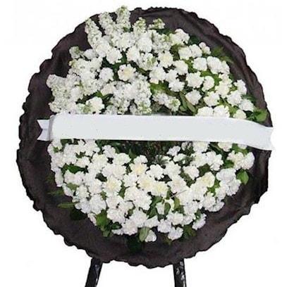 Cenaze çelengi çiçeği modelleri  Şırnak çiçek siparişi vermek