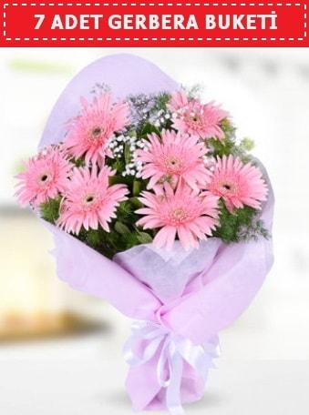 Pembe Gerbera Buketi  Şırnak çiçekçi mağazası