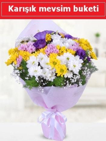 Karışık Kır Çiçeği Buketi  Şırnak çiçek yolla , çiçek gönder , çiçekçi