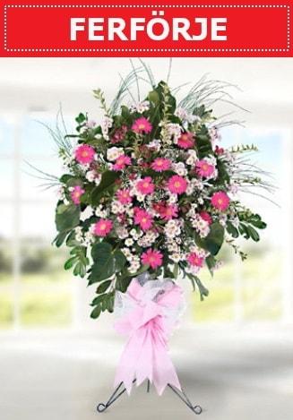Ferförje düğün nikah açılış çiçeği  Şırnak çiçek satışı