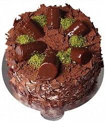 4 Kişilik Muzlu yaş pasta